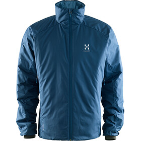 Haglöfs M's Barrier III Jacket BLUE INK/STEEL SKY